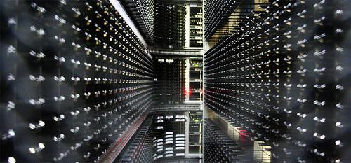 CERN's Tape storage