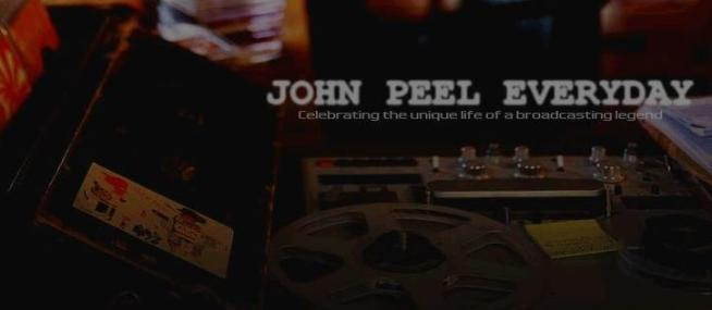 john peel everyday on blogger